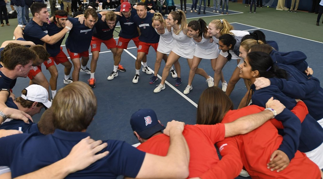Women's Tennis - Duquesne University Athletics